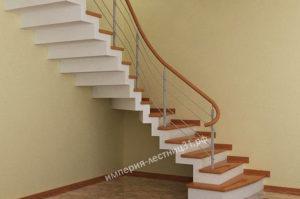 Лестницы из монолита